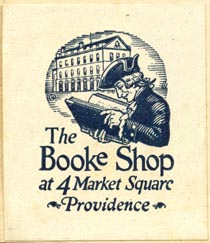The Booke Shop, Providence, Rhode Island (35mm x 41mm)