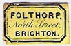 Folthorp [binder], Brighton, England (16mm x 10mm, ca.1867). Courtesy of Michael Kunze.