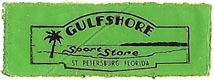 Gulfshore Sport Store, St. Petersburg, Florida (35mm x 12mm). Courtesy of S. Loreck.