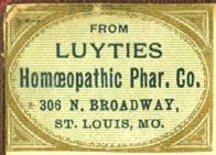 Luyties Homeopathy