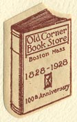 Old Corner Book Store, Boston, Massachusetts (17mm x 27mm, ca.1928). Courtesy of Sarah Faragher.