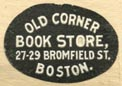 Old Corner Book Store, Boston, Massachusetts (20mm x 14mm, after 1908). Courtesy of Robert Behra.