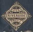Riverside Press, Cambridge, Massachusetts (20mm x 20mm, ca.1872).