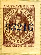 A.M. Thayer & Co., Publishers, Boston, Mass.