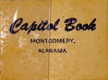 Capitol Book, Montgomery, Alabama (18mm x 13mm, c.1977). Courtesy of Steven Wallace.